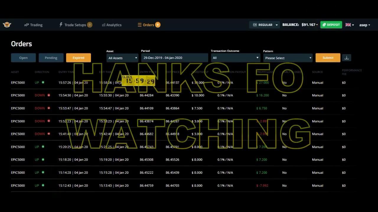 pelningų dvejetainių opcionų strategijų įvertinimas crypto algo trading reddit