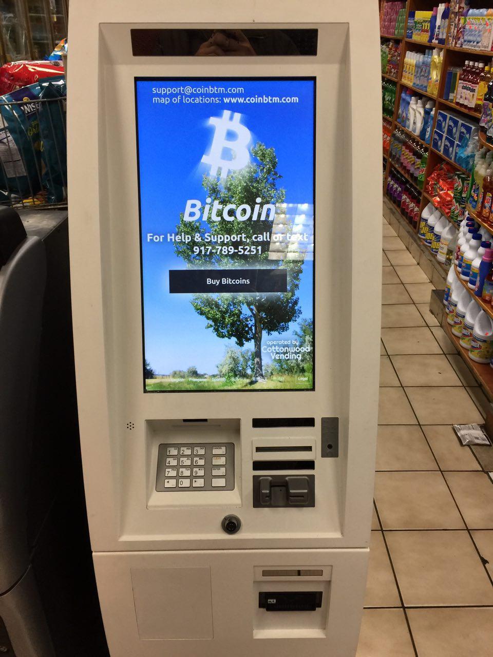 bitcoin machine near me brooklyn