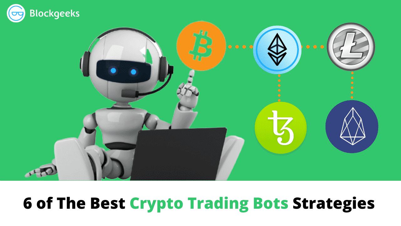 best bot crypto užsidirbti pinigų keičiantis elektroniniais pinigais