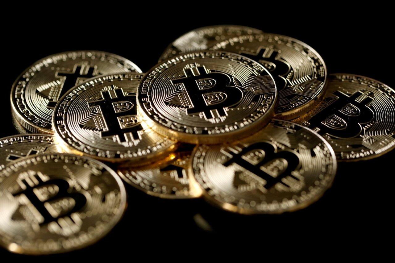 ko laukia bitkoinas