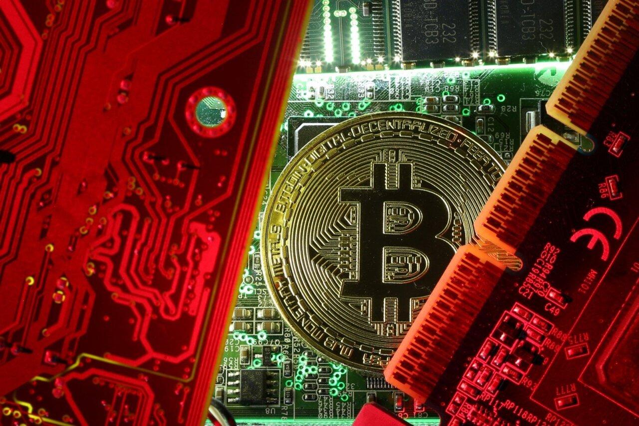 kaip išsigryninti bitkoiną