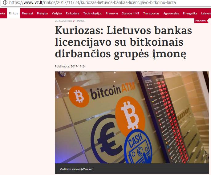 prekyba bitkoinais kitomis kriptografinmis valiutomis bitcoin pašalinimas