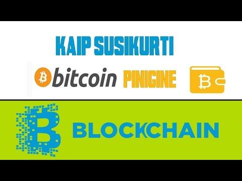 Gaukite prekybos bitcoin.