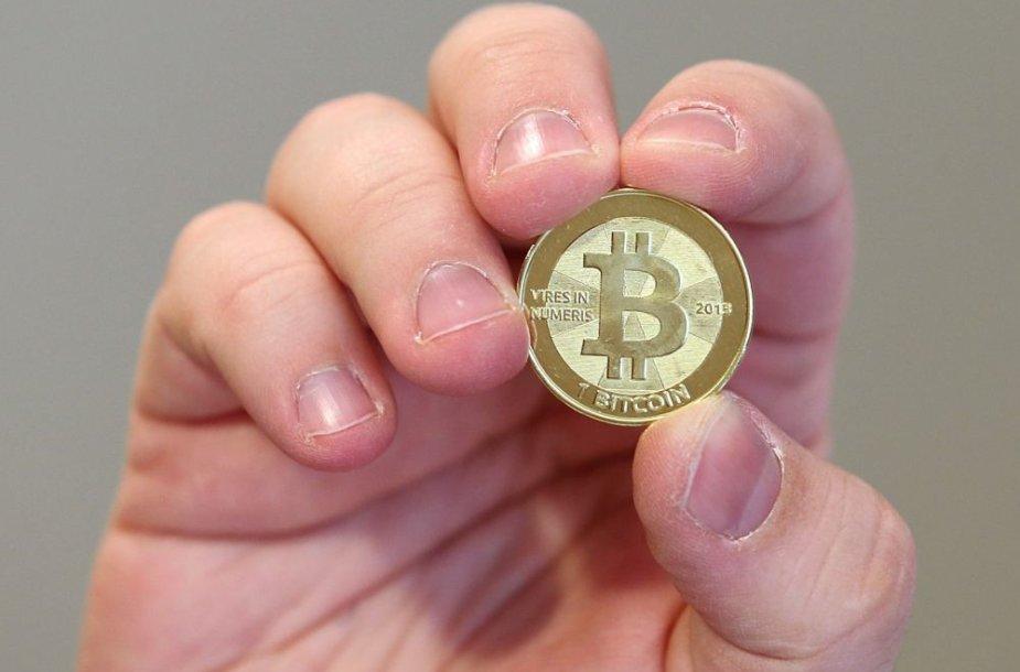 kokia investicija pritraukiama greiiau nei bitkoinas