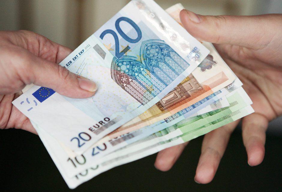 Pinigai uždirba pinigus