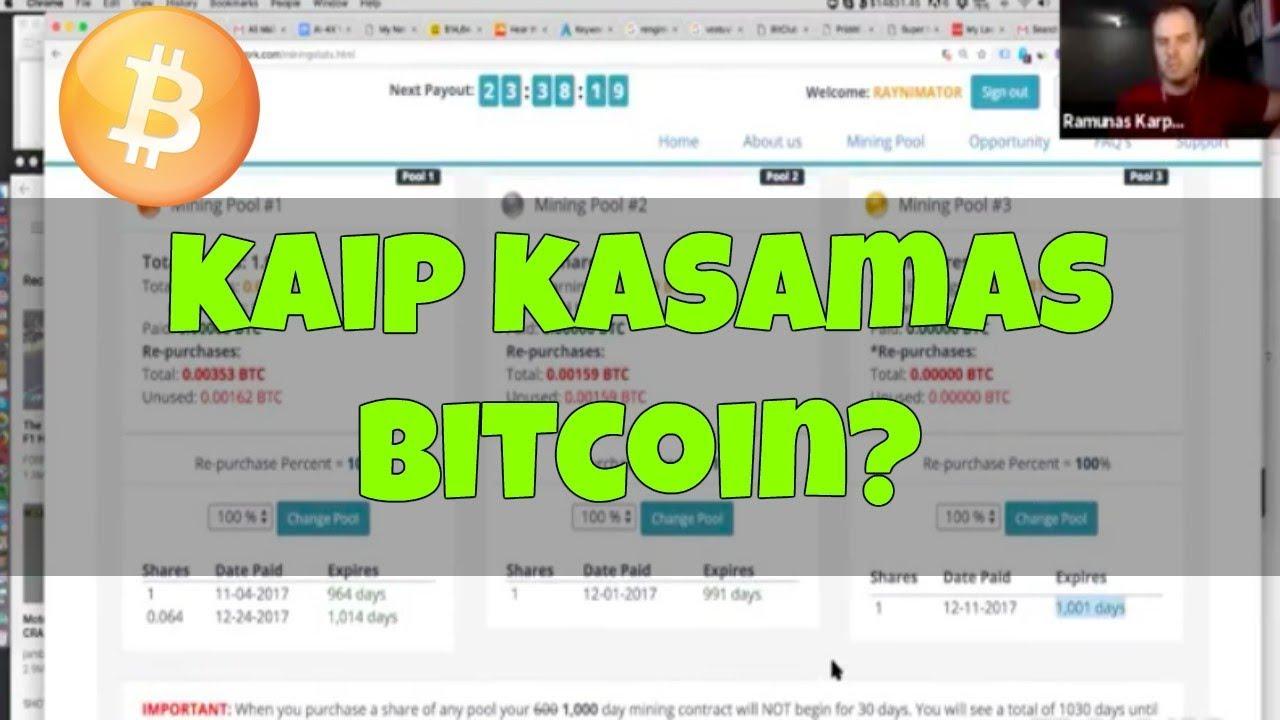 gauti bitcoin nemokamai