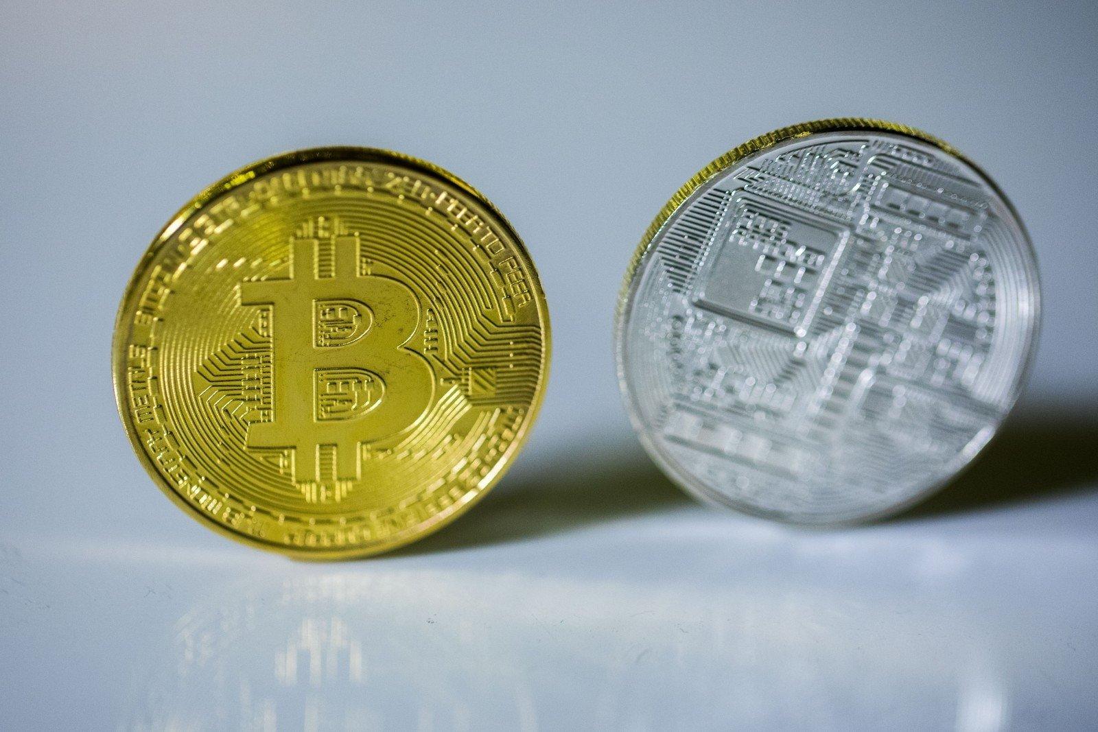 kurių biržose prekiaujama bitkoinais