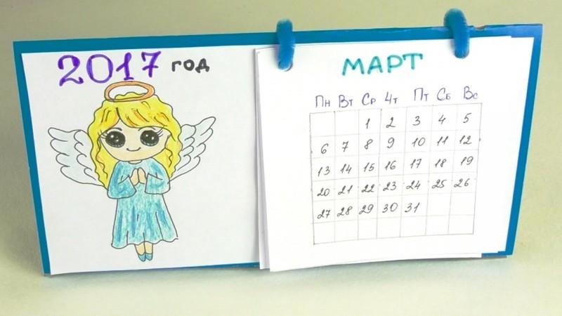 kalendoriaus parinkčių sklaida