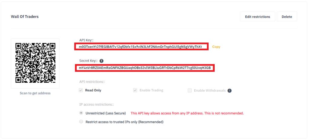 Binance kriptovaliutų keityklos informacija bei prekybos apimtys