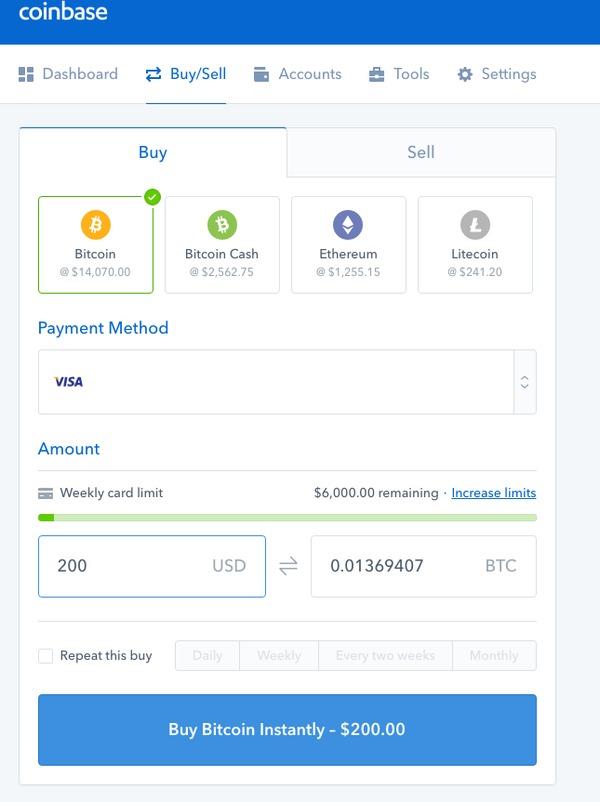 how buy bitcoin coinbase kuria valiuta užsidirbti pinigų